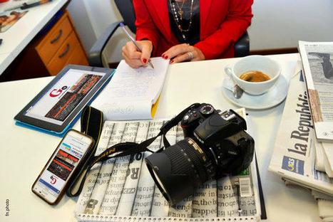 Encanto Public Relations, come i giornalisti  utilizzano i social nel loro lavoro | Social Media Press | Scoop.it