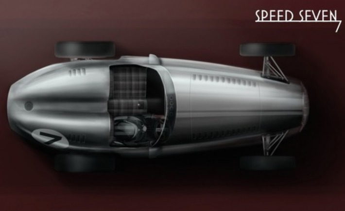 Future Past: This Modern 1930s Grand Prix–Style Sports Car Needs to Happen   Art Decoed   Scoop.it