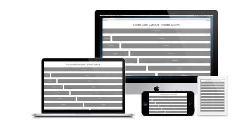 12 Useful Responsive Grid Frameworks | Basics and principles for a good  Web Design | Scoop.it