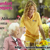 Senior care - Keeping the Comforts of Home