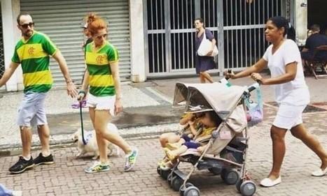 La photo qui a secoué le Brésil | Géopoli | Scoop.it