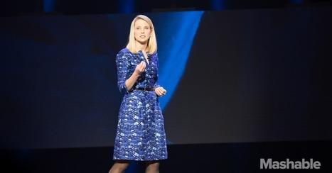 Marissa Mayer Reveals the Future of Yahoo Advertising | Digital & Internet Marketing News | Scoop.it