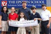 The Epstein School Raises Funds for Hurricane Sandy Relief - Patch.com | Jewish Education Around the World | Scoop.it