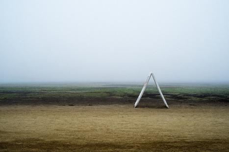 Park in Fog | Jeff Seltzer | Fuji X-Life | Scoop.it