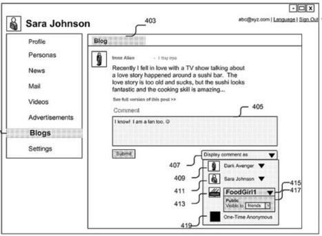 Google obtient un brevet sur la gestion de l'anonymat | Web 2.0 et Droit | Scoop.it
