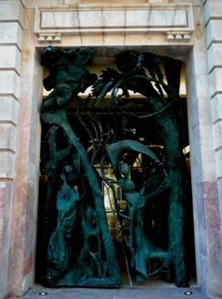 Quand le portail devient une oeuvred'art. | L'actu culturelle | Scoop.it