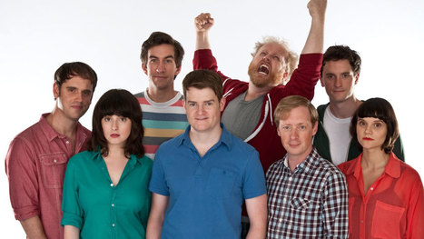 Halifax troupe Picnicface take 6 comedy awards - Arts & Entertainment - CBC News | Comic Bible Comedy News Updates | Scoop.it