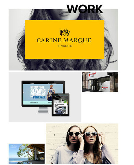 25 brilliant design portfolios to inspire you   Six Degrees of Great Ideas   Scoop.it
