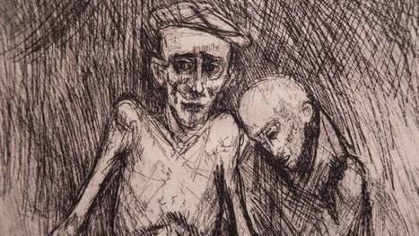 Walter Spitzer, sauvé des camps grâce au dessin - France Info | J'écris mon premier roman | Scoop.it