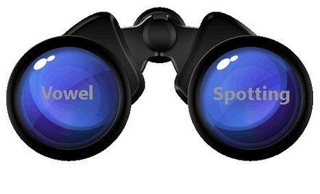 Vowel Spotting | English Phonology | Scoop.it