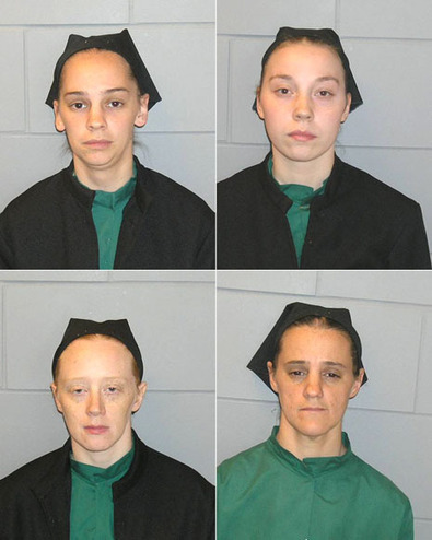 Meet The Four Amish Women Added To That Federal Hair-Cutting Indictment | In Today's News of the Weird | Scoop.it