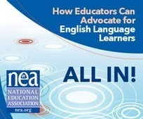 Advocacy & Leadership | Colorín Colorado | Common Core and English Language Learners | Scoop.it