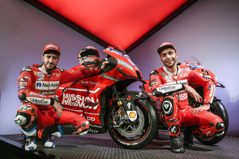 Ductalk: What's Up In The World Of Ducati