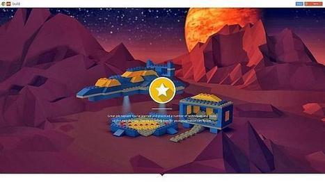 Google y LEGO se unen para que los usuarios desaten su creatividad en Chrome | Cibereducação | Scoop.it