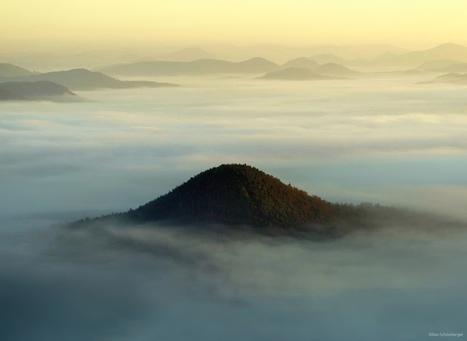 Foggy European Landscapes at Sunrise Photographed by Kilian Schönberger | Interesting Photos | Scoop.it