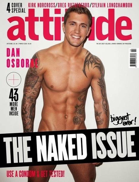 Attitude Naked Issue: scegli il tuo preferito! - JHP by Jimi Paradise™ | JIMIPARADISE! | Scoop.it