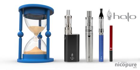 How Long Can Your E-cigarette Last? | Halo Blog | E-Cigarettes | Halo Cigs | Scoop.it