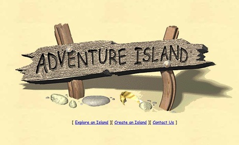 Welcome to Adventure Island | Writing Activities for Kids | Scoop.it