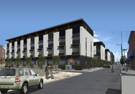 Philadelphia's First Passive House Multi-Family Complex Ready for Occupancy - Jetson Green | Ecological Construction | Scoop.it