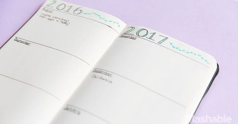 How you can use a bullet journal to live a healthier life | Educational Discourse | Scoop.it