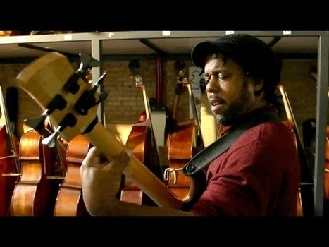 Music as a language - Victor Wooten   Blended Learning English   Scoop.it