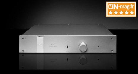 Test amplificateur intégré Goldmund Metis 7 : un tournant décisif vers le tout numérique. | ON-TopAudio | Scoop.it