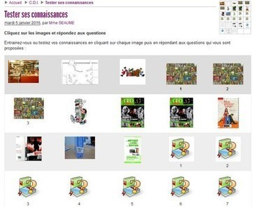 Aix - Marseille - Apprentissages info-documentaires - Information Documentation | Pédagogie info-documentaire en CDI | Scoop.it