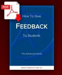 The Value of Feedback Infographic   Technology in Pedagogy   Scoop.it