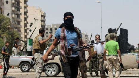 Al-Qaeda attacks #Syria town, kills 18 | Unthinking respect for authority is the greatest enemy of truth. | Scoop.it