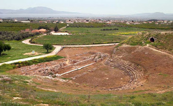 Ancient theatre of Sikyon to be restored | Discovering the past | Scoop.it