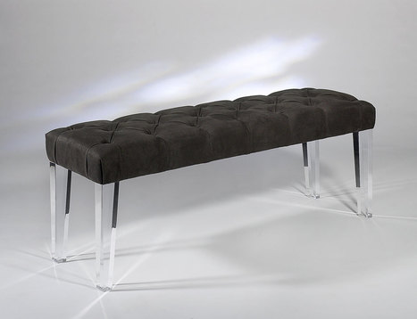 get the modern feel with acrylic furnitures in