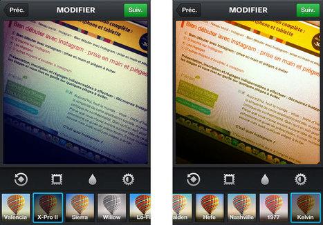 Bien débuter avec Instagram : prise en main et pièges à éviter | Social Media Curation par Mon Habitat Web | Scoop.it
