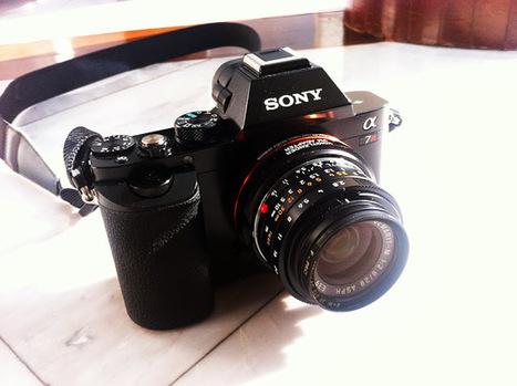Leica 28mm f2 8 Elmarit ASPH' in Sony A7 & A7R Full Frame