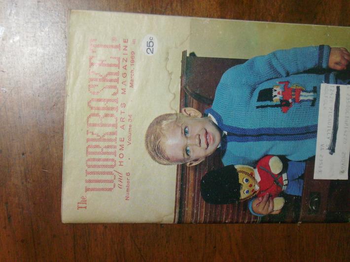 Vintage magazines: The Workbasket | Antiques & Vintage Collectibles | Scoop.it