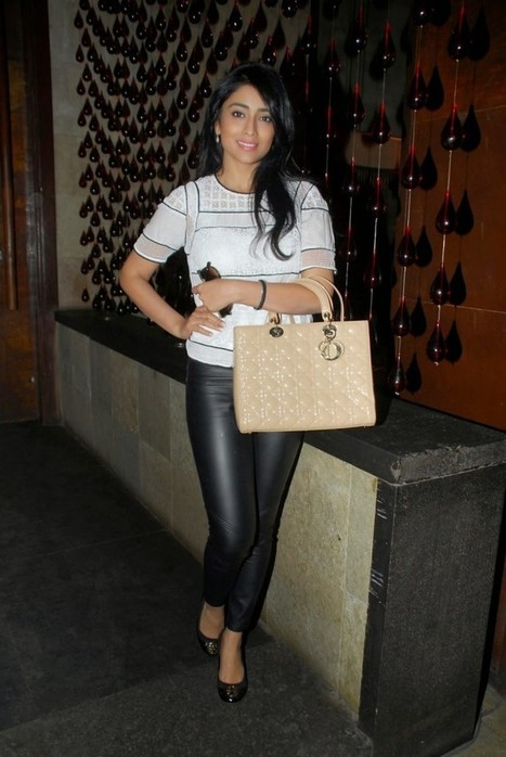 South Actress Shriya Saran in tight Leather Pants at 94.3 Radio One Mumbai at Its Best Event, Actress, Tollywood, Western Dresses | CHICS & FASHION | Scoop.it