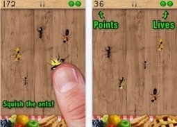 Ant Smasher Android Game to Boredom Skill Play | Free Download Buzz | All Games | Scoop.it