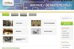GénéInfos: Archives de la Nièvre : l'état civil presqu'au complet | GenealoNet | Scoop.it