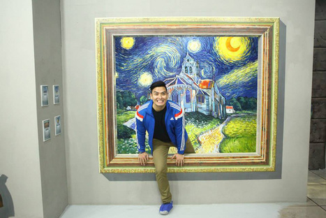 3D Art Museum In Philippines Lets You Become A Part Of Their Art | The brain and illusions | Scoop.it