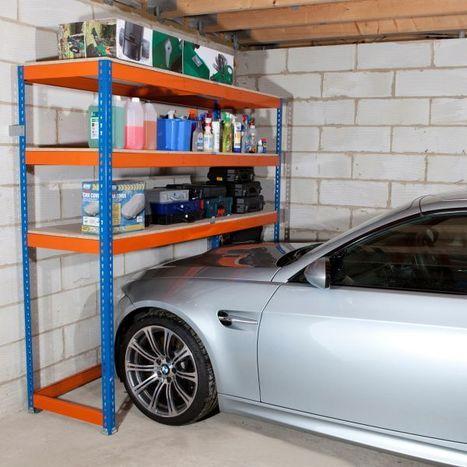 Come Organizzare Lo Spazio In Garage Fai Da T