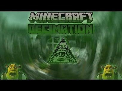 Minecraft Apocalypse Modpack Decimation Epi - Minecraft lan server erstellen 1 8