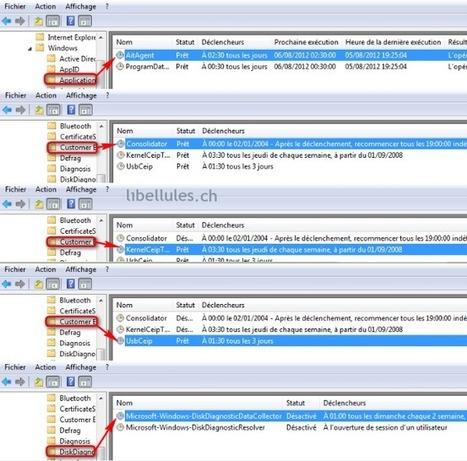 Désactiver les mouchards de Windows 7 | Ce qui m'intéresse | Scoop.it
