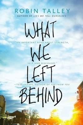 What We Left Behind by Robin Talley | SLJ Review | Young Adult Books | Scoop.it