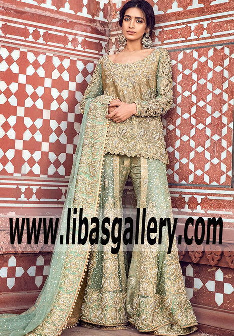 Tabassum Mughal Bridals Wedding Dresses Paki