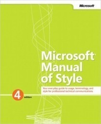 (TOOL) (PDF) - Terminology in the Microsoft Manual of Style for technical communicators   Patricia Brenes   On Terminology   Scoop.it