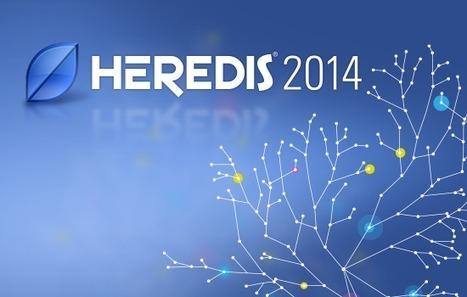 Qu'est-on en droit d'attendre d'Heredis 2014 ? - genBECLE.org | Mémoire vive - Coté scoop.it | Scoop.it