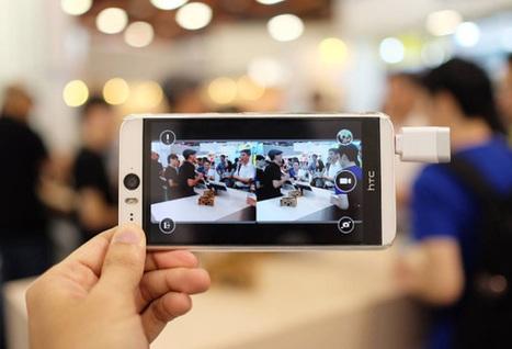Esta pequeño accesorio convierte el móvil en una cámara 3D | Music, Videos, Colours, Natural Health | Scoop.it