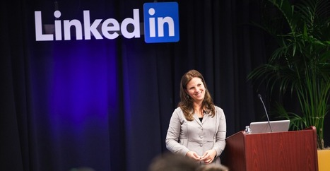 Lessons From Great Storytellers: LinkedIn Speaker Series with Nancy Duarte | e-Development | Scoop.it