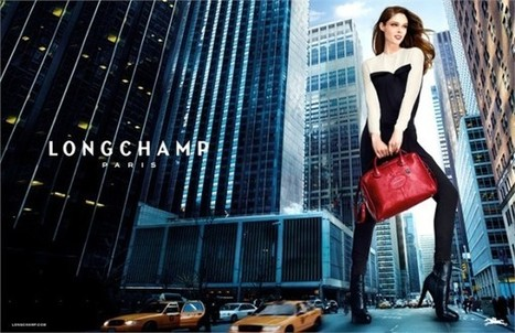 Longchamp's Bigger than Life campaign | Lux Social Web | Scoop.it