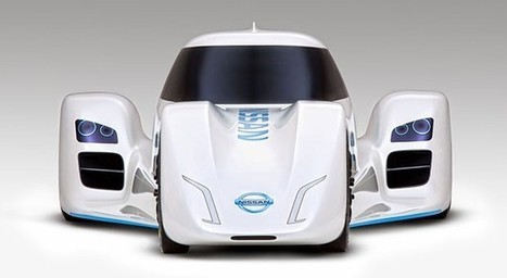 Watch how Nissan's hybrid supercar fares on Top Gear's test track | Nerd Vittles Daily Dump | Scoop.it