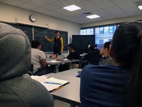 High failure rates spur universities to overhaul math class | SCUP Links | Scoop.it